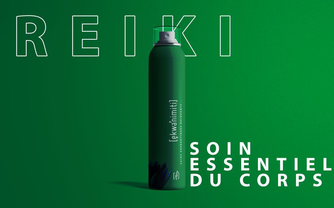 Reiki : soin essentiel du corps.